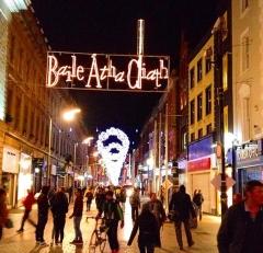 Dublin, novembre 2015.
