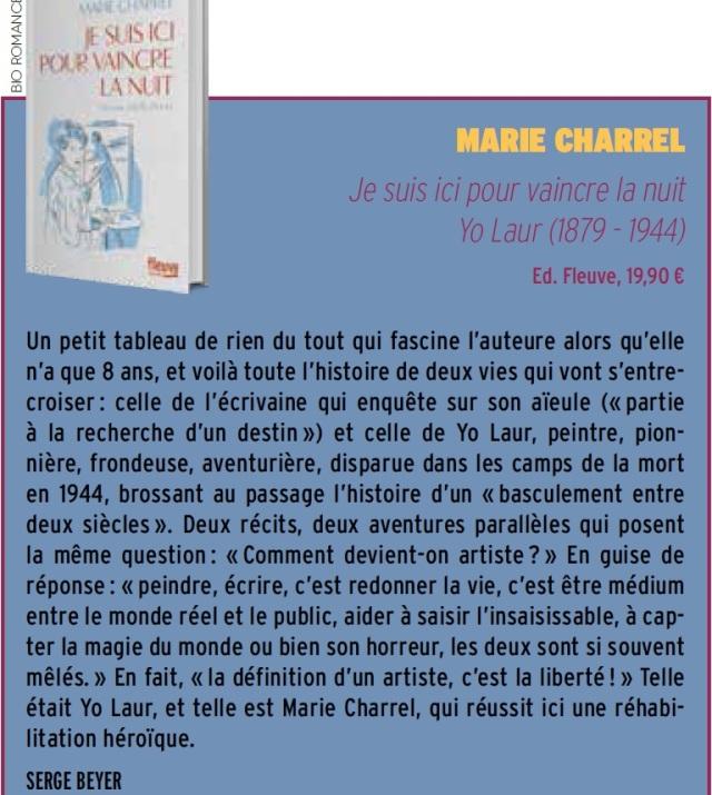 Chronique LO